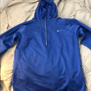 Nike quarter zip jacket ✨